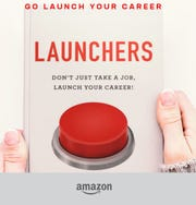 """Launchers"" is available on Amazon.com."