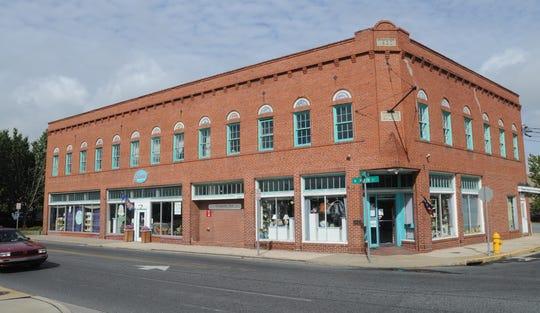 Chesapeake East on the Corner of Lake and West Main Street in Salisbury.
