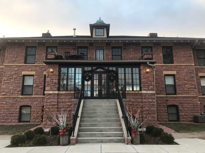 The Odd Fellows Building will have three apartments on display during the Dell Rapids Tour of Homes on Dec. 8