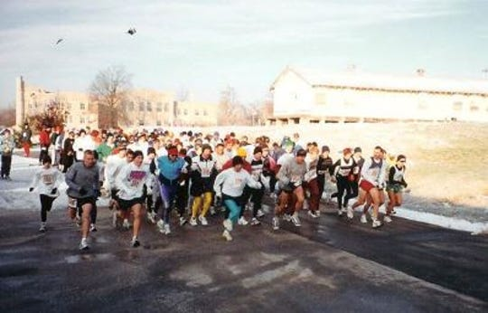 In the early years, the annual Thanksgiving Day Turkey Trot was on a course near the Developmental Center of the Ozarks, 1545 E. Pythian St., near Evangel University.