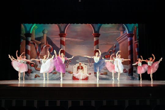 "Pas de Vie Ballet will present ""The Nutcracker"" Nov. 29 and Dec. 1 at Lee Hall Auditorium."