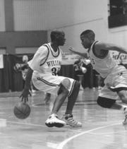 Sen. Randolph Bracy starred as a William & Mary point guard.  Bracy was inducted into the school's Hall of Fame in 2018.