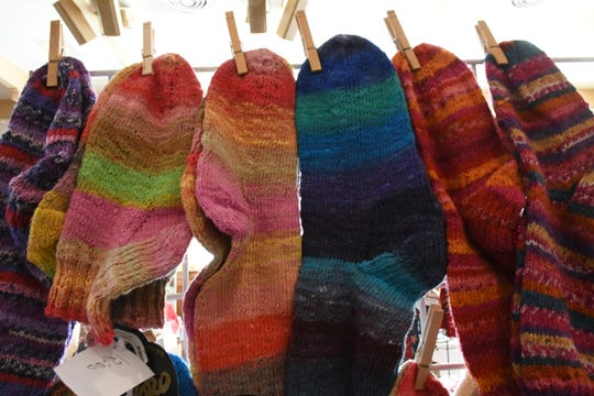The St. John's Holiday Market offers everything from handmade gifts to plants.