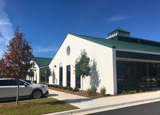 Renovations are underway at Prime Meridian Bank's Timberlane location.