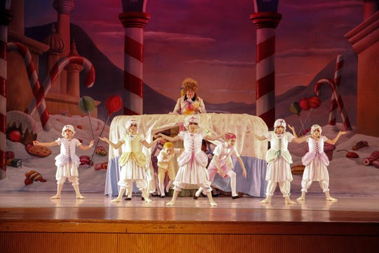 "Pas de Vie is presenting ""The Nutcracker"" on Nov. 29 and Dec. 1."