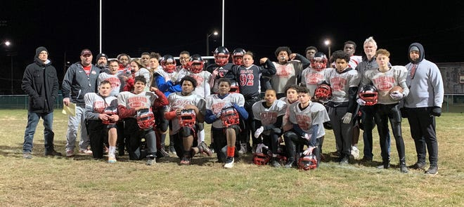 The Vineland Blitz Varsity football team will play in Saturday's championship game at Paul VI. Kickoff is slated for 2 p.m.