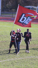The Vineland Blitz Varsity will play for the Senior Division title on Saturday at Paul VI High School. Kickoff is 2 p.m.