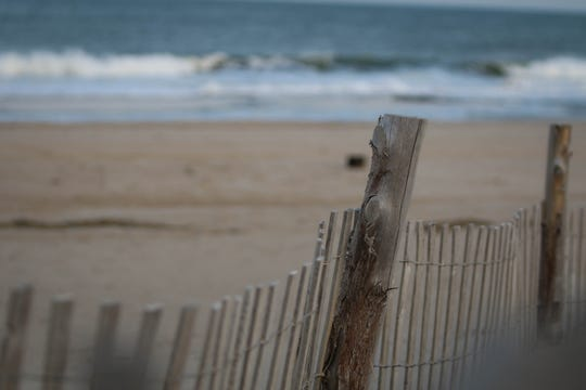 Fenwick Island State Park sits mostly empty on a breezy November day. A proposed plan would upgrade the park's amenities in exchange for allowing a Denmark-based company to build a offshore wind connection facility on 1.5 park acres.