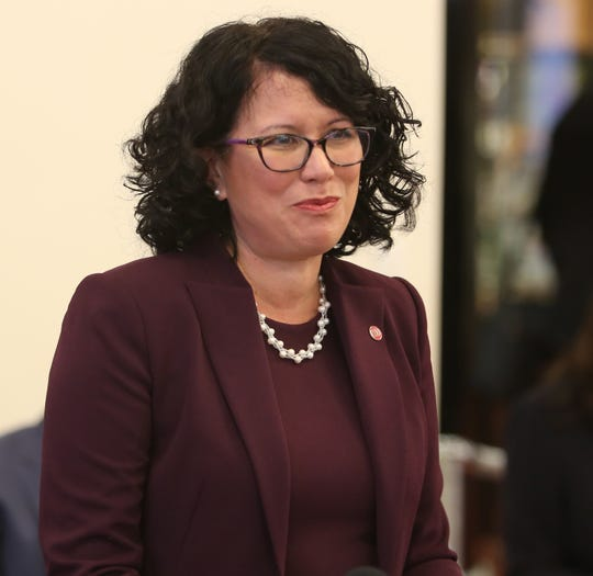Elizabeth Romero, Director of the Division of Substance Abuse and Mental Health