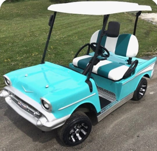 Wichita County Tax Assessor/Collector Tommy Smyth said there have been improvements to golf carts in appearance and performance. New state laws will allow the vehicles and other off-highway vehicles on certain public roads.