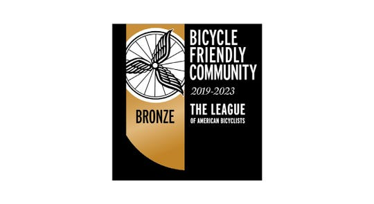 Wichita Falls was named a bronze-level Bicycle-Friendly Community (BFC) by the League of American Bicyclists. There are only 11 BFCs in Texas.