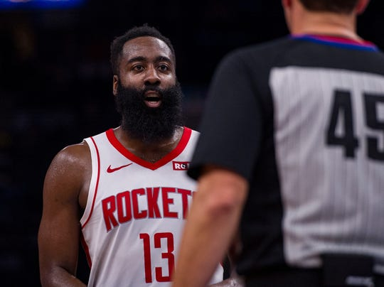 Can James Harden really average 40 points per game in a season?