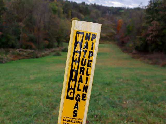 Climate change: Natural gas pipelines will have purpose when natural gas is gone