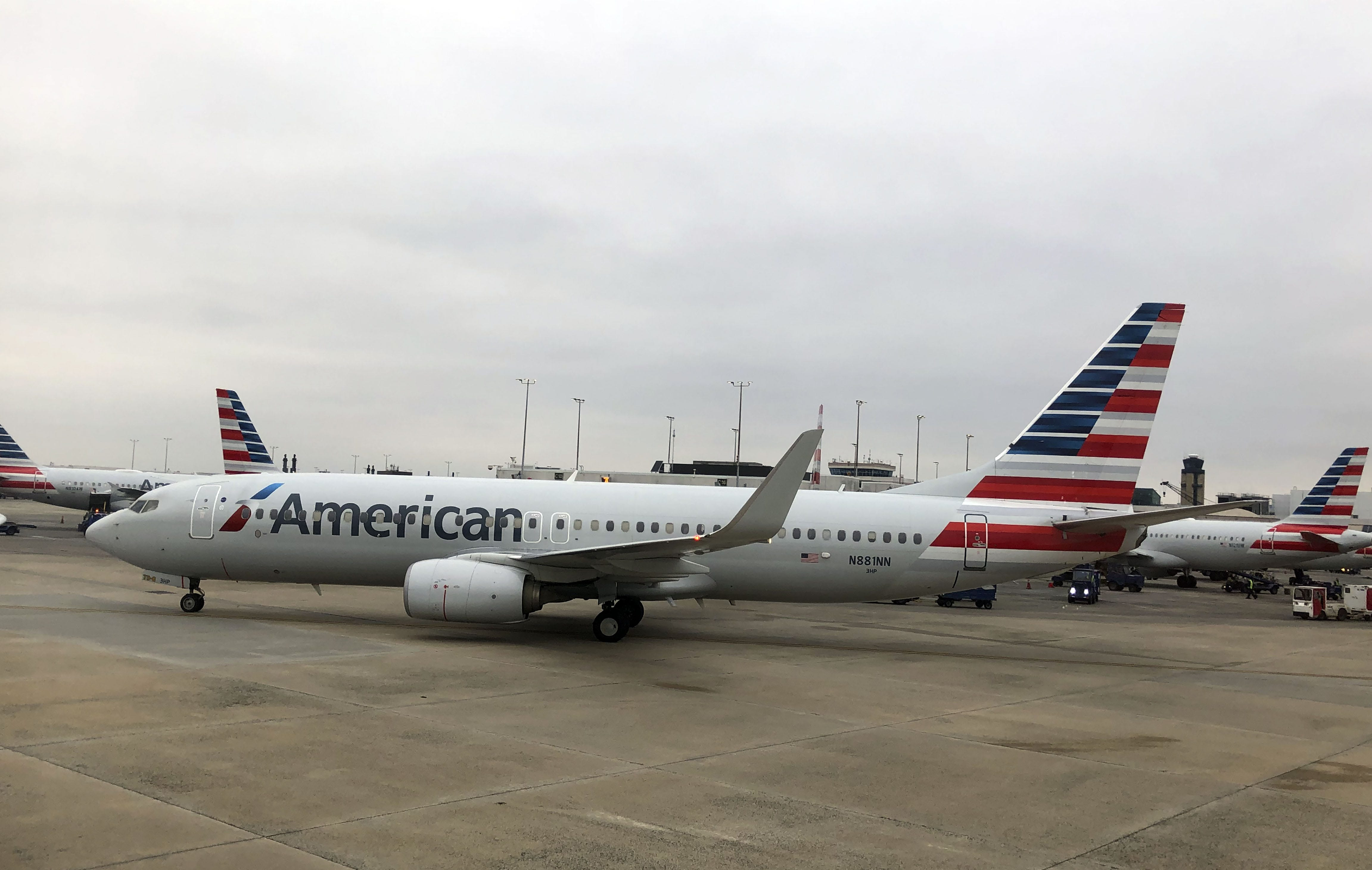 American Airlines apologizes after forcing passenger to change 'Hail Satan' shirt