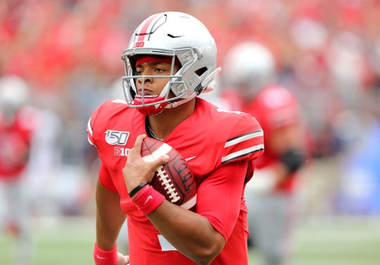 Justin Fields, one-time Penn State commit, will face the Nittany Lions for the first time as Ohio State's starting QB.