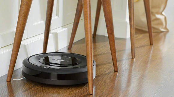 This newer E5 Roomba is perfect for the budget-minded person.