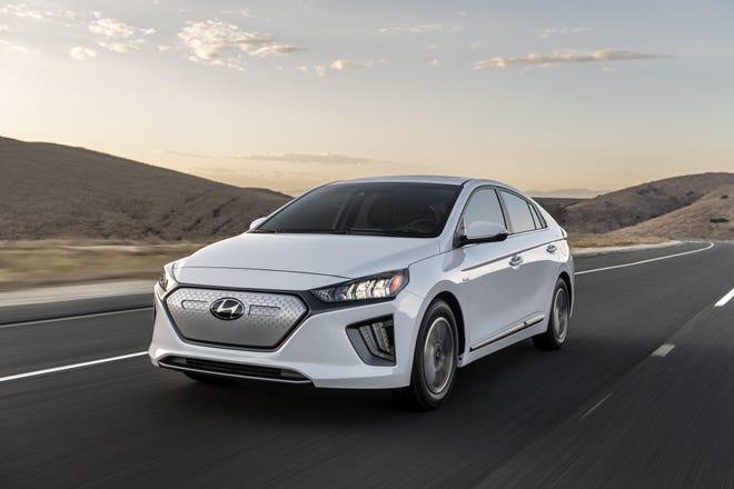Hyundai Ioniq Electric now will get 170 miles of range