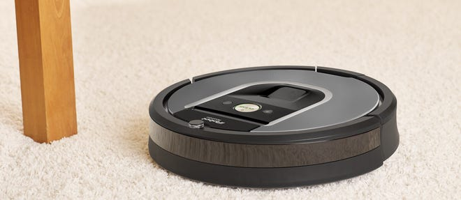 Black Friday 2020: iRobot Roomba 960.