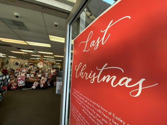 TC Bearies Hallmark Shop in Easley is closing in January.