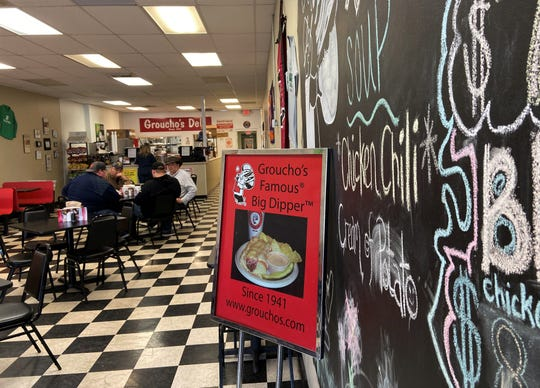 Groucho's Deli in Easley will be closing next week.