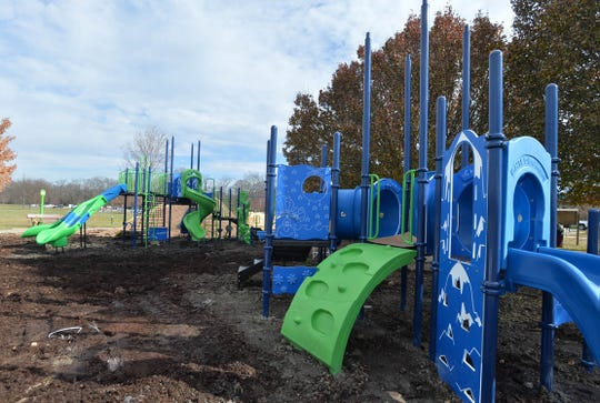 A new playground is being installed at Bill Moore Community Park in Fletcher. It was funded as part of the Parks & Recreation Capital Improvement Program budget. They are installing a new tot playground and a new playground for ages 4-12. Both will have multiple slides, climbing features and new sun shade toppers. Park officials said they hope to reopen the playground to the public on early December.