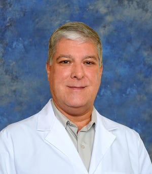 Dr. Stephen H. Yandel hematologist and oncologist for Parrish Medical Center in Titusville.