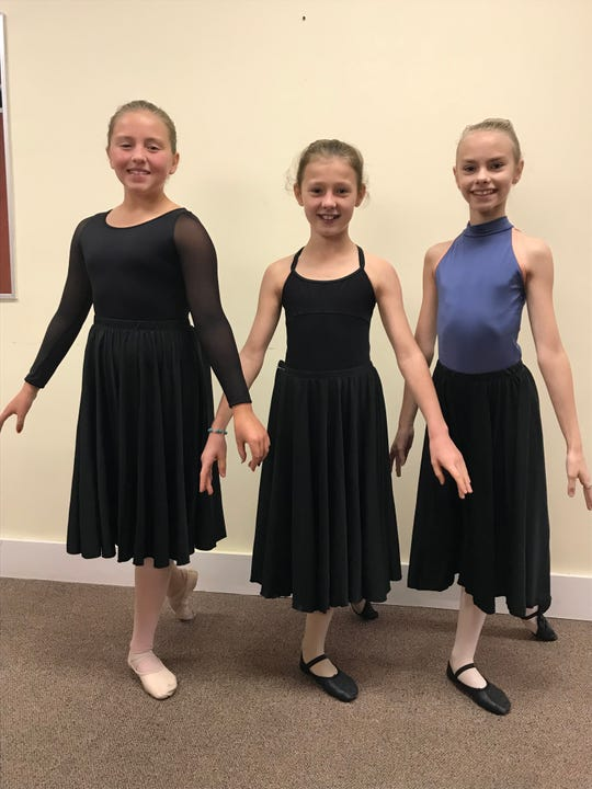 "Molly Parah of St. Albans, Adelaide Sullivan of Waitsfield and Valerie Grivalsky of Hyde Park will each appear in one performance of the Albany Berkshire Ballet production of ""The Nutcracker"" at the Flynn Center."