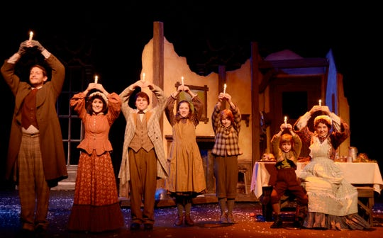 The Nebraska Theatre Caravan returns to the Flynn Center on Dec. 6.