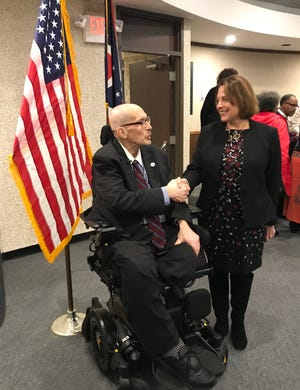 Hamilton County Commissioner Todd Portune has officially endorsed former State Representative Connie Pillich in the primary election to succeed him.
