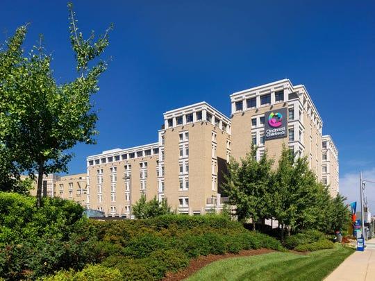 Cincinnati Children's Hospital Medical Center.