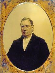 Charles McMicken donated the money that built the University of Cincinnati.