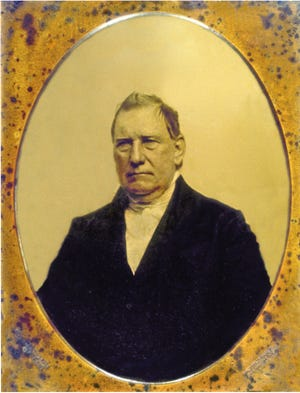 Charles McMicken, who owned slaves, donated the money that built the University of Cincinnati.
