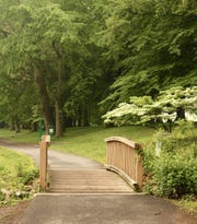 Photo caption (photo attached): Union County's Nomahegan Park in Cranford is the site of a path popular with walkers, joggers, skaters, and bikers of all ages. The park also hosts fitness stations, a playground and athletic fields as well as forested areas and waterways.