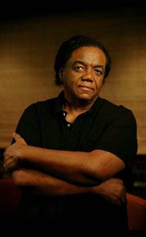 Motown songwriter and producer Lamont Dozier, photographed in December 2008 in Los Angeles