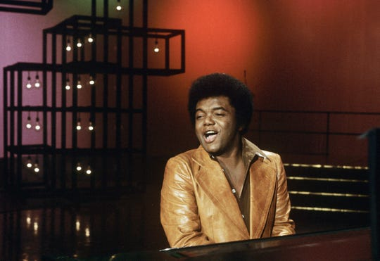 "Lamont Dozier on ""American Bandstand"" in 1975"