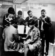 Holland-Dozier-Holland with the Supremes at Motown.