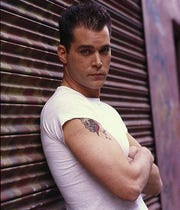 "Ray Liotta in ""Something Wild."""