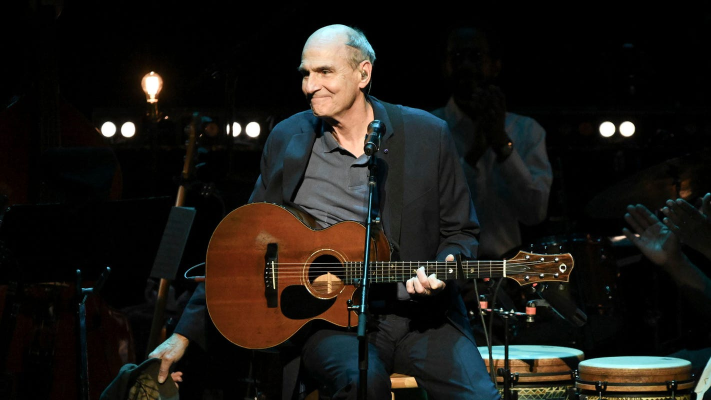 James Taylor and Jackson Browne reschedule June DTE date to Aug. 1