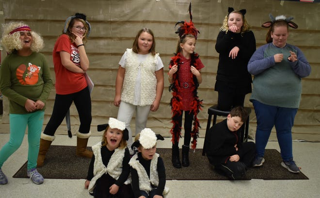 "Rogue Theater will present the Christmas production ""A Stable Situation"" on Dec. 6, 7 and 8 at Prince of Peace Lutheran Church, 1756 Michigan St., Sturgeon Bay."