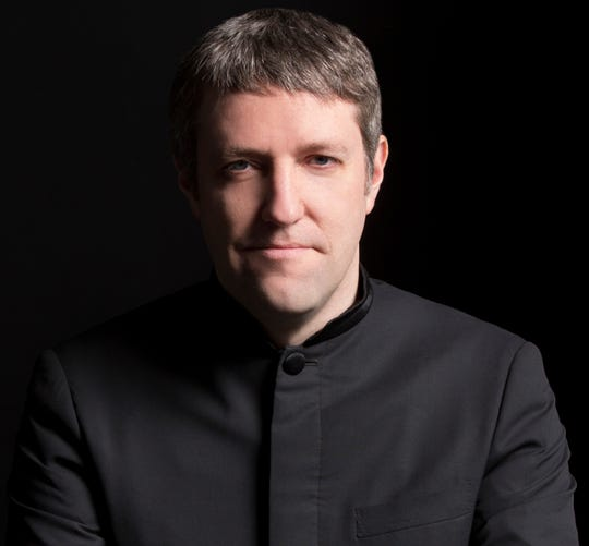 Yaniv Dinur conducts the Aug. 18 Symphony Series concert for Peninsula Music Festival.