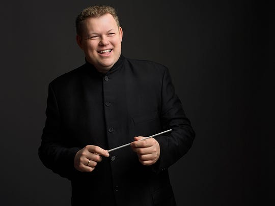 Rune Bergmann conducts the Aug. 20 and 22 Symphony Series concerts for Peninsula Music Festival.
