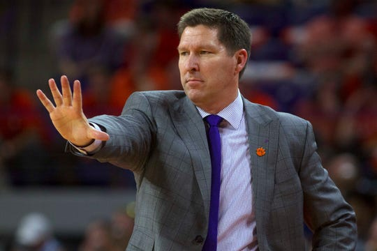 Clemson basketball head coach Brad Brownell and the Tigers moved to 4-1 with their win over Alabama A&M on Thursday