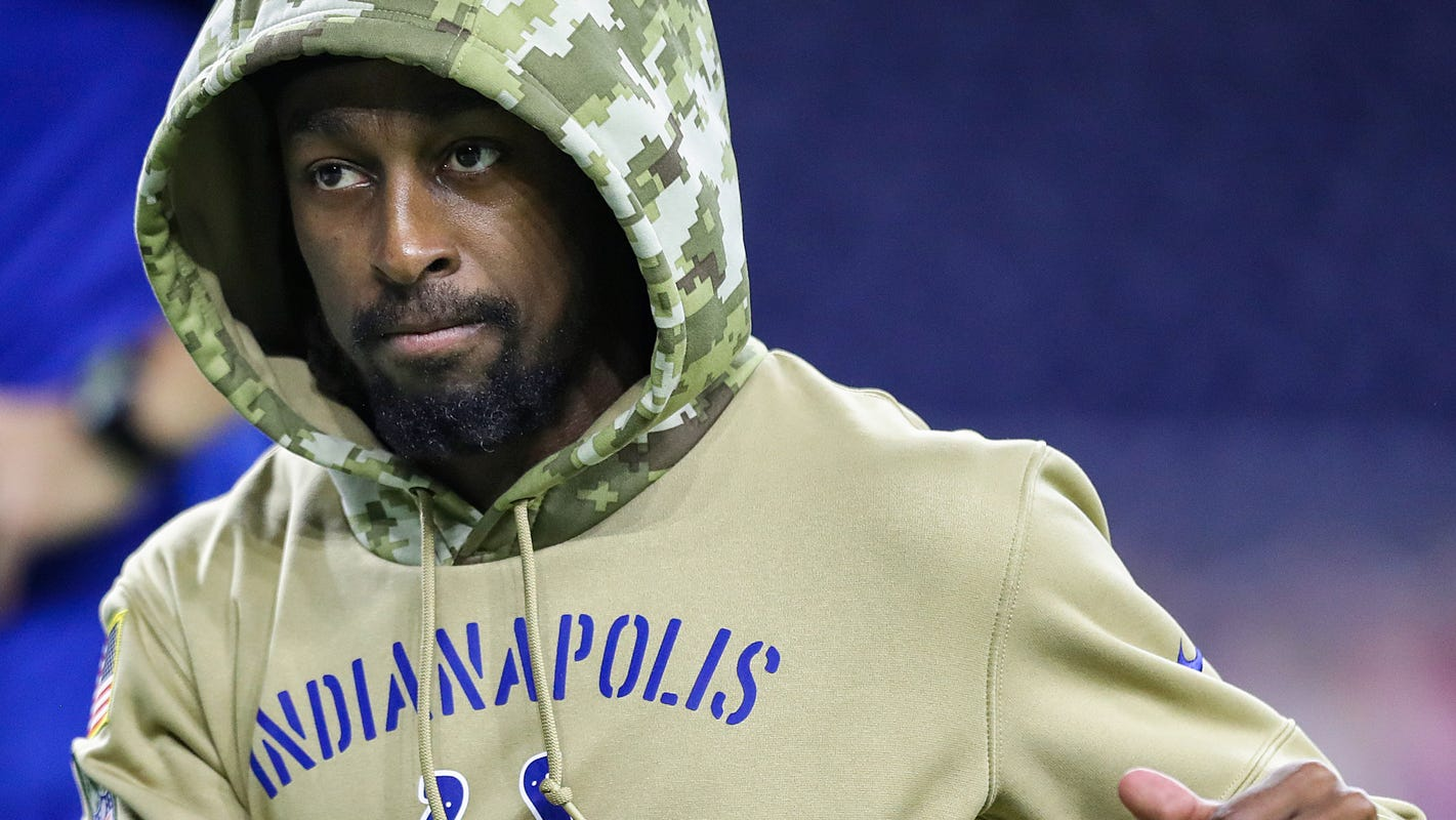 Colts WR T.Y. Hilton: Injured reserve was never an option, and he might play vs. Saints