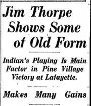 The Indianapolis Star headline Fri Nov 26 1915