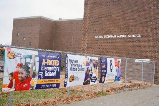Emma Donnan Elementary and Middle School