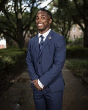 Jordan Jefferson, a JSU Rhodes Scholar finalist will interview, Nov. 22-23 for his chance to attend the University of Oxford in England.