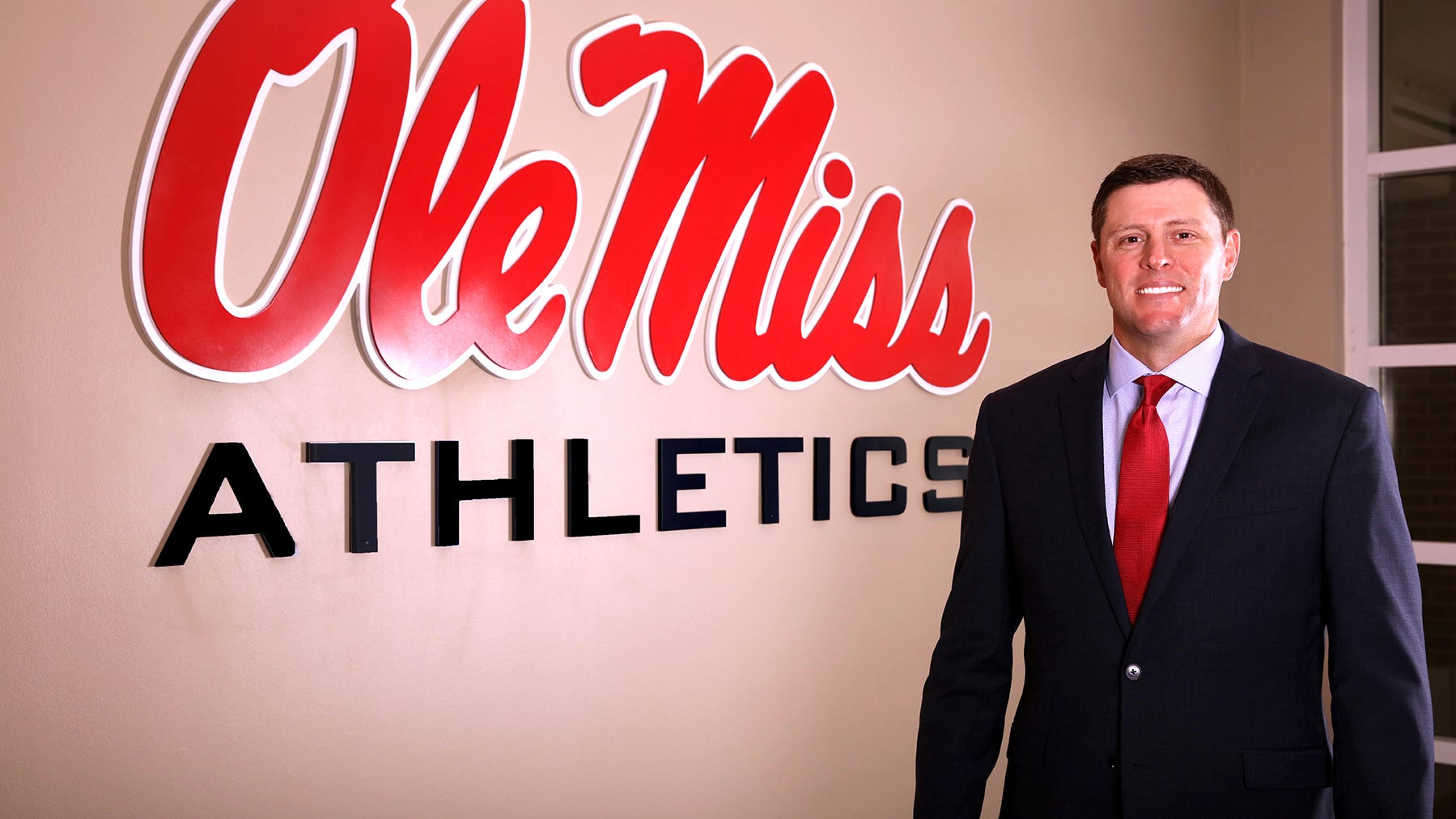 Ole Miss hires Keith Carter as athletic director