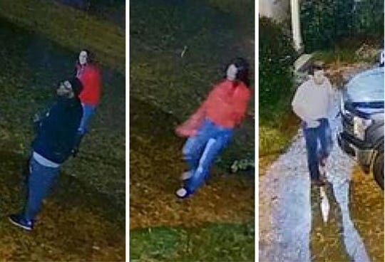Jackson Police Department is asking for public assistance in identifying these three individuals who fled the scene of a fatal car crash on North Highland Avenue on Friday morning.