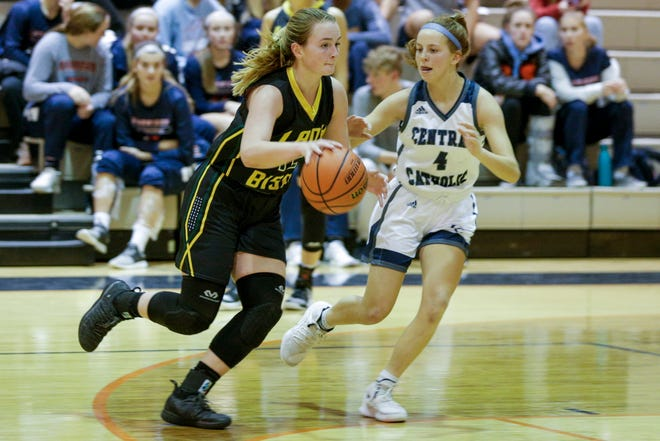 Kennedy Tolen had a double-double for Benton Central in a win over Lafayette Jeff.