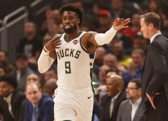 Wesley Matthews, a starter since joining the Bucks, is still adjusting to his role but has contributed as a three-point shooter and defender.